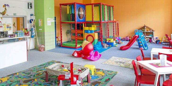 Ráj pro děti: vstupy do dětské herny Smajlík pro děti do 12 let