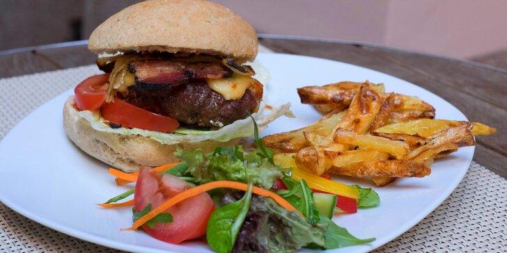 Jde to i bez lepku: bezlepkový burger nebo halušky ve zdravé restauraci