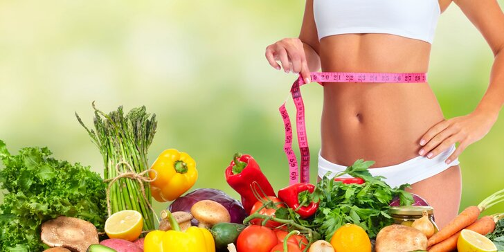 Shoďte přebytečná kila: komplexní tělesná analýza a týdenní jídelníček na míru