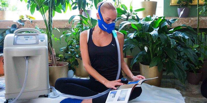 Permanentka na hypoxickou terapii: novinka v boji s civilizačními chorobami