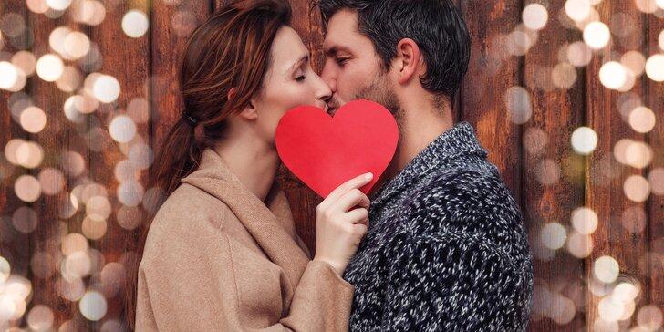 Valentýnský balíček pro ženy i muže: kosmetika, nehty, masáže