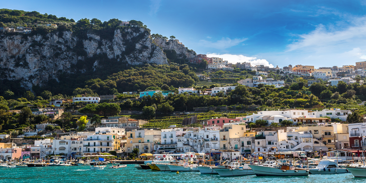 Objevte krásy Jižní Itálie: návštěva Říma, Neapole, Vesuvu a Amalfského pobřeží