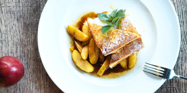 Dobré ráno, Praho: snídaně v restauraci Miminoo a vstup na Žižkovskou věž