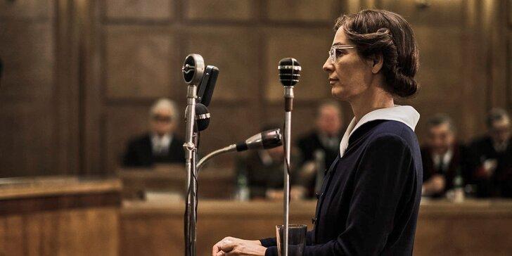 2 vstupenky do kina Lucerna na nový český film Milada