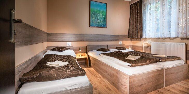 Pobyt v nejkrásnější dolině Nízkých Tater s výlety a odpočinkem v bazénu