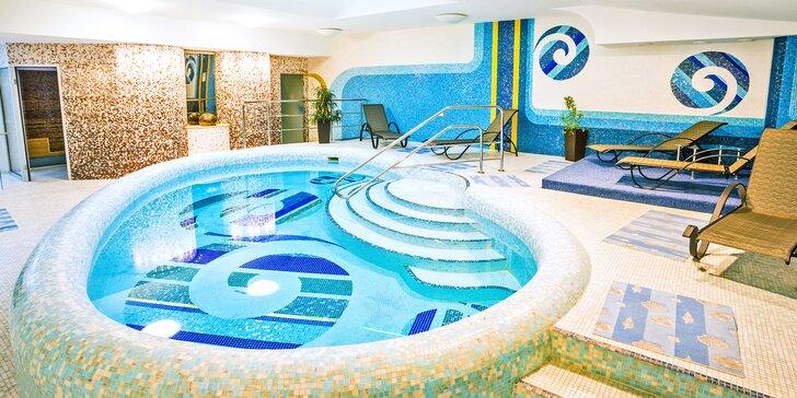 Romantika pro 2 v Piešťanech: Jedinečný wellness pobyt v hotelu Löwe****