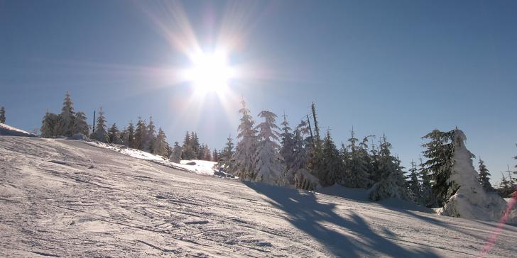 Lackenhof - Ötscher: 1denní lyžovačka v atraktivním středisku v Dolním Rakousku