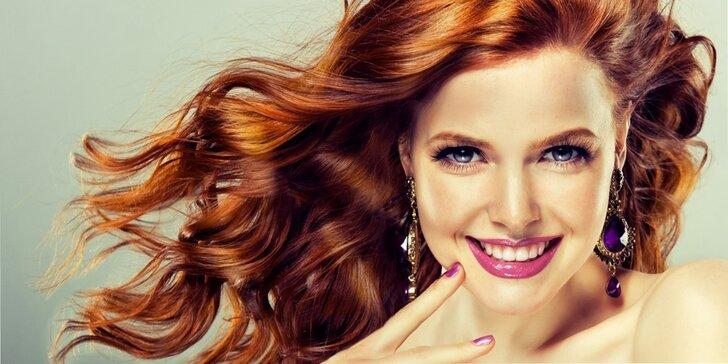Moderní střih včetně obnovující masky Insight damaged hair