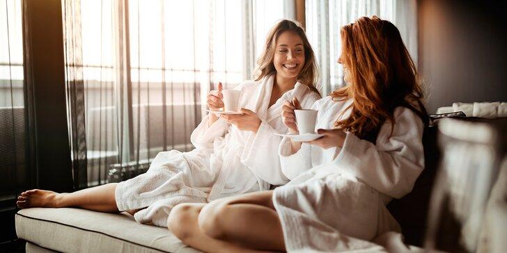 Fit & Slim víkend pro ženy: wellness, masáž, cvičení i racio jídlo 5× denně