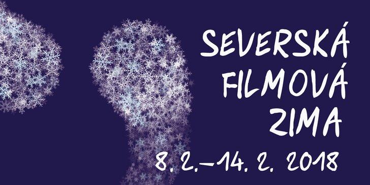 Severská filmová zima v Lucerně: 2 vstupenky na libovolný film či filmy