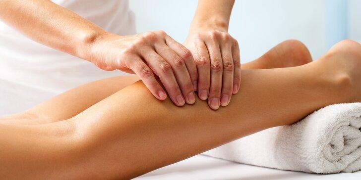 Čas detoxikovat a odvodnit tělo: manuální lymfatická masáž nohou a obličeje