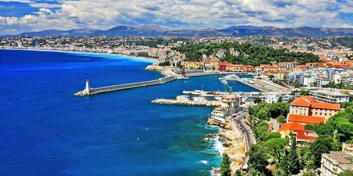 Start léta ve Francii: krásné St. Tropez i za parfémy do Grasse, cesta a nocleh v ceně