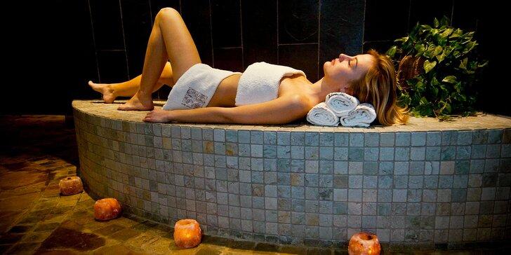 Neodolatelný relax v Jeseníkách: polopenze, wellness, slaný bazén i masáže