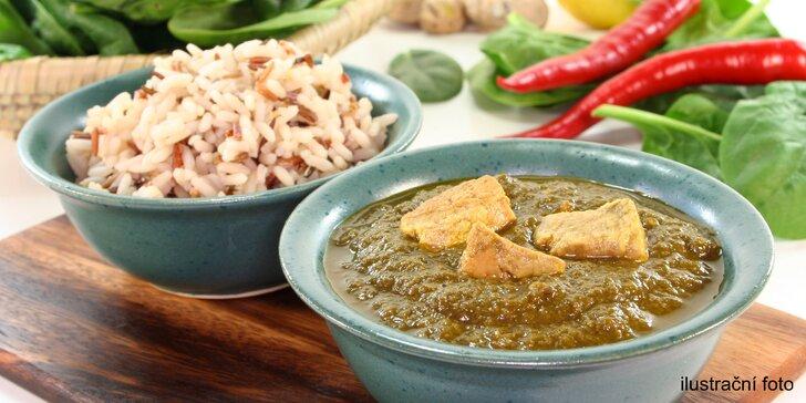 Poctivé vegetariánské menu: na výběr i veganská či bezlepková varianta