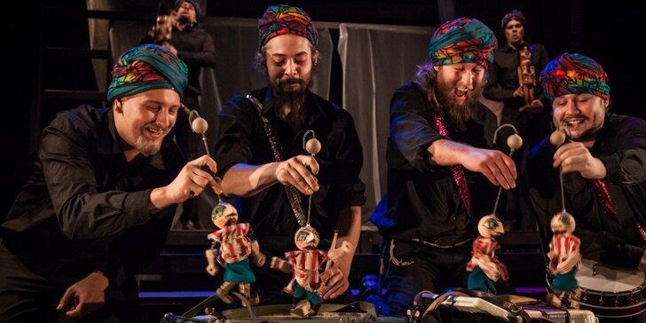 Kultura (nejen) pro děti – lístky na březnová představení Divadla Polárka