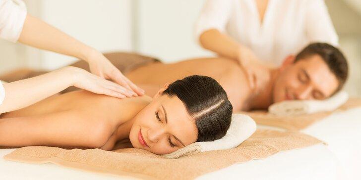 3 nebo 5 dní u Mělníka: Relaxační balíček s polopenzí, saunou a masážemi