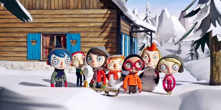 2 lísky na animovaný film Můj život Cuketky a krátký loutkový film v Lucerně