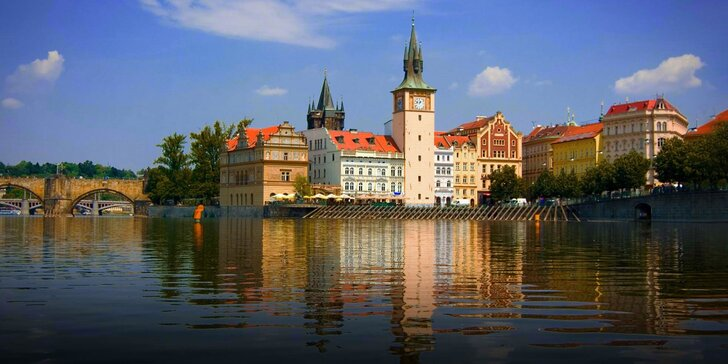 Výlet do Prahy: ubytování ve 4* hotelu jen 10 minut od Václavského náměstí