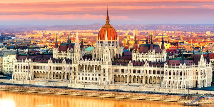 Poznávací zájezd do Budapešti s ubytováním na 1 noc včetně snídaně a průvodce