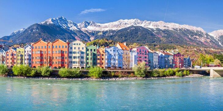 Zima i léto v Tyrolsku: snídaně, bazén, lyžování i výlet do Innsbrucku