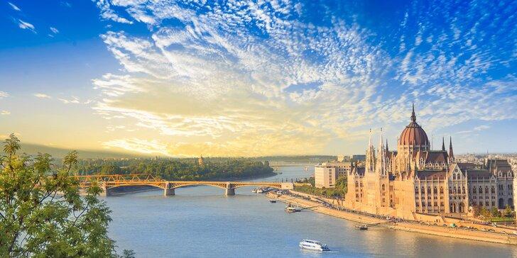 4* ubytování v centru Budapešti se snídaní: termíny až do září 2018