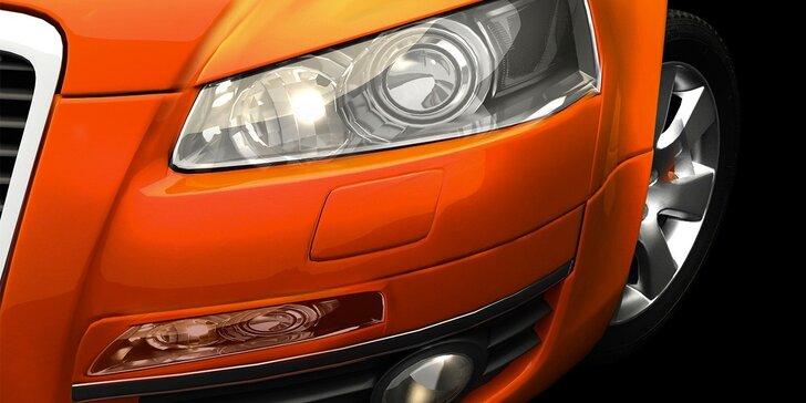 Renovace plastových světlometů u vašeho vozu