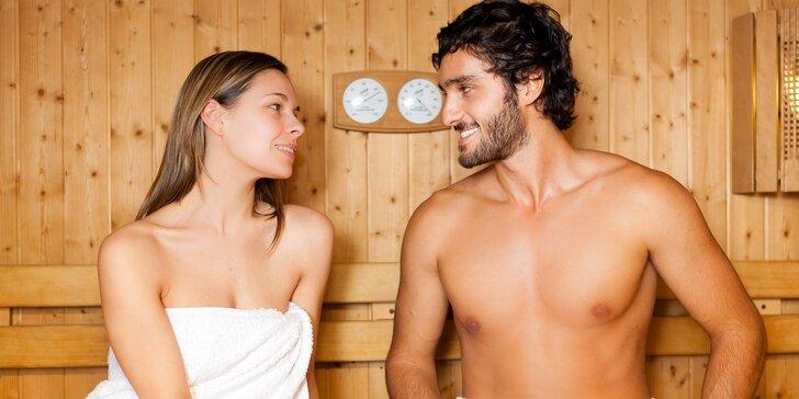 Žhavá romantika: vyhřívejte se ve dvou v privátní finské sauně