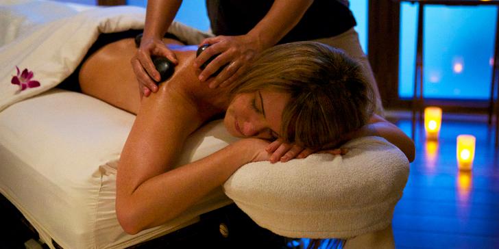 Exoticko-Energetická masáž pro uvolnění těla a mysli