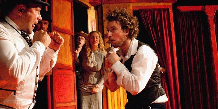 Divadelní představení Cesta kolem světa za 60 dní
