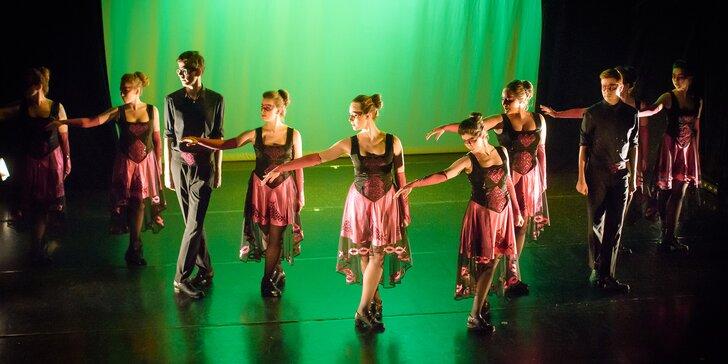 Kurzy irského tance: pololetní, měsíční nebo jednorázový