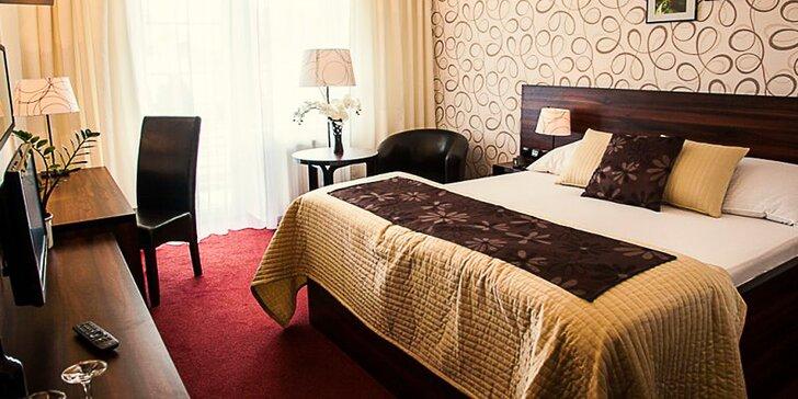 Objevte krásy Lužických hor: Hotel Morris s polopenzí i balíčkem wellness