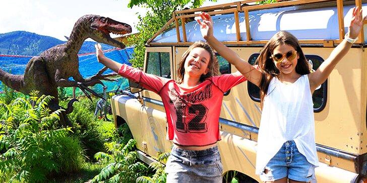 Za zážitky k sousedům: 2denní vstupenka do polského zábavního parku Inwald
