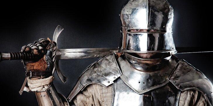 Únikovka Knight's Legacy: prožijte fantasy příběh ze světa středověkých hradů