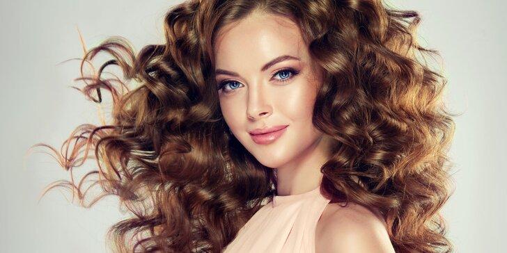 Kompletní kadeřnický balíček pro ženy - platí pro všechny délky vlasů