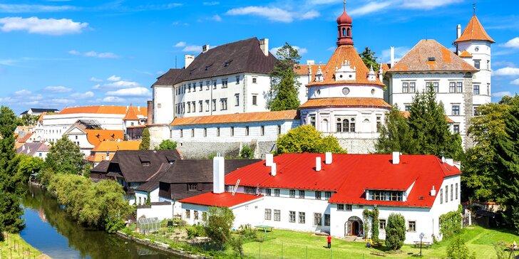 Ubytování v penzionu na Třeboňsku pro 2 + dítě do 10 let zdarma
