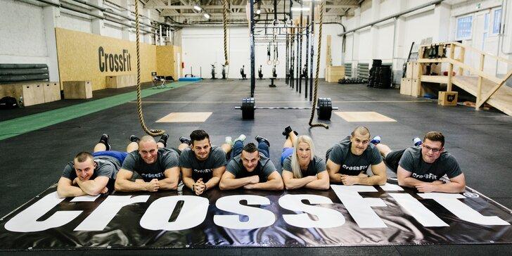 CrossFit: intenzivní ON RAMP kurz pro začátečníky