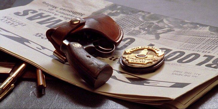 Přísně tajné: napínavá hra ve stylu amerických detektivek ze 60. let