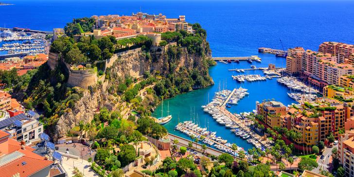 Jarní výlet do slavného knížectví: Vyrazte si z Moravy na víkend do Monaka