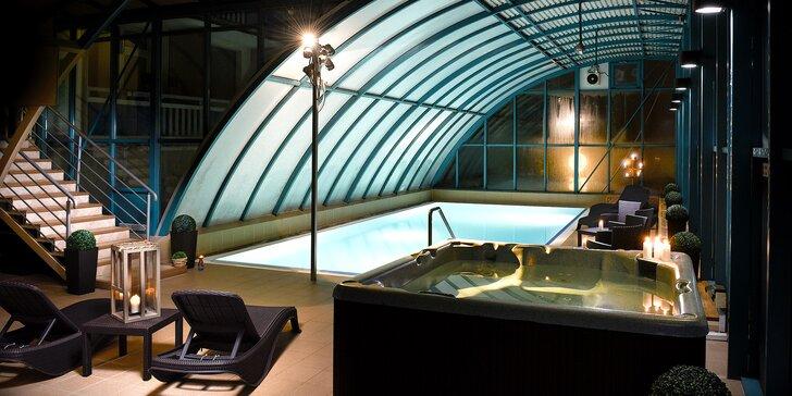 Relaxace v lázeňském městě Piešťany s wellness a polopenzí: 2, 3 nebo 5 nocí