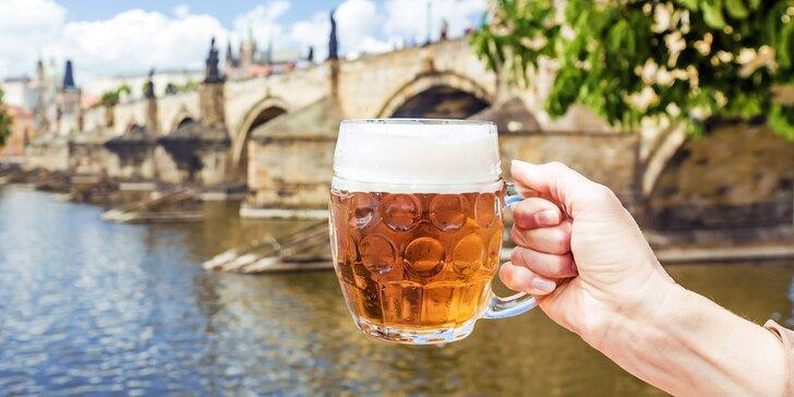 Trocha hospodské historie: 90min. procházka po Praze s průvodcem