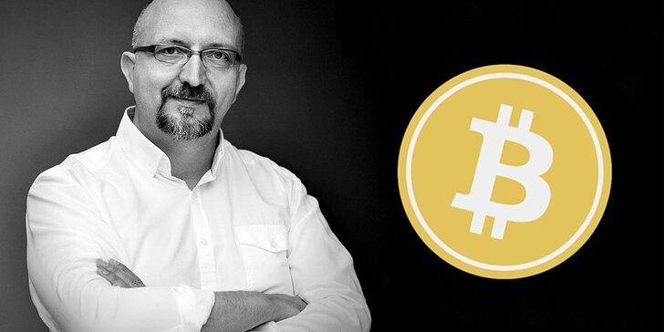 """Naučte se používat internetovou měnu: online kurz """"Jak na Bitcoin"""""""