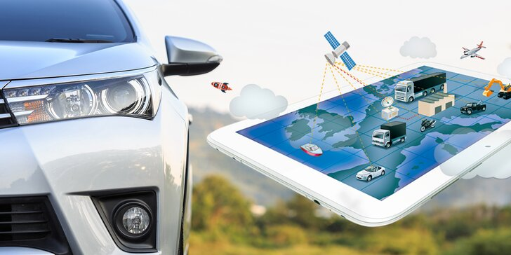 Roční provoz služby Loksys Pasiv: nonstop dohled nad vaším automobilem