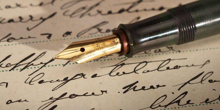 Ruční písmo a alternativní léčba: pronikněte do tajemství grafoterapie