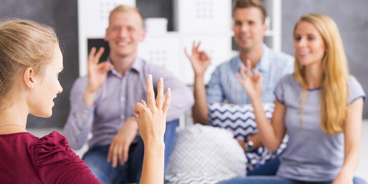 Vyzkoušejte si, jak se žije beze sluchu: Zážitková hra plná nových podnětů