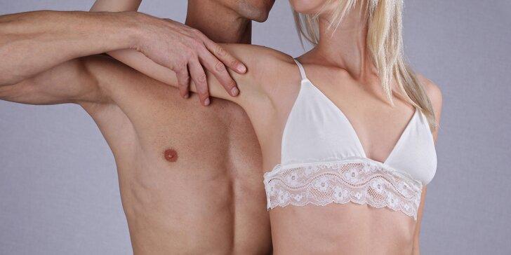 Zbavte se chloupků: depilace pro pány i dámy