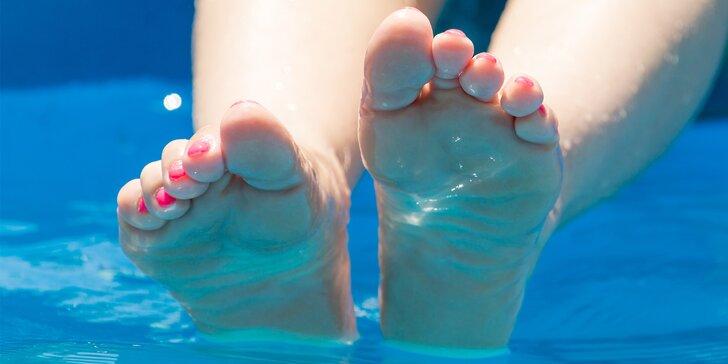 Iontová detoxikace a vyrovnání pH těla pomocí přístroje Ionic Cleanse