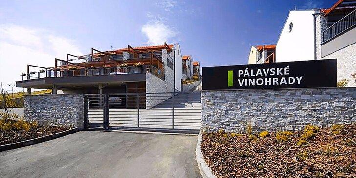 Jarní dovolená mezi vinicemi: 3–4 dny v luxusních apartmánech na Pálavě