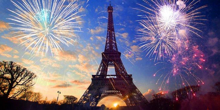 Paříž a Versailles autokarem s ubytováním na 2 noci a volným vstupem do muzeí