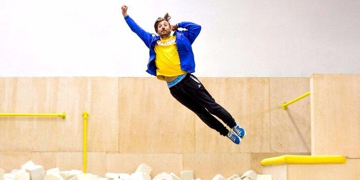 Workshopy parkouru pro mládež – pusťte se do šílených kousků