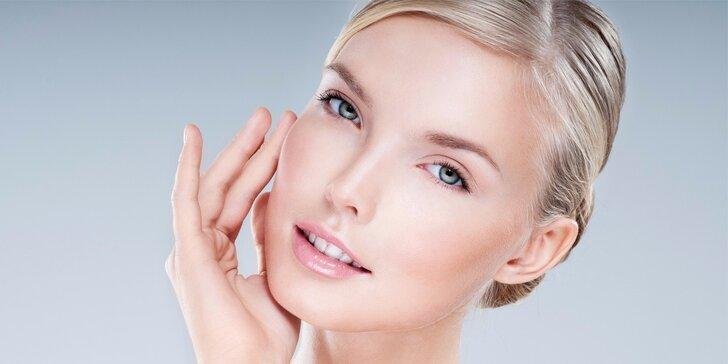 Vyhlazení vrásek kvalitní kosmetikou a přístrojem Starvac